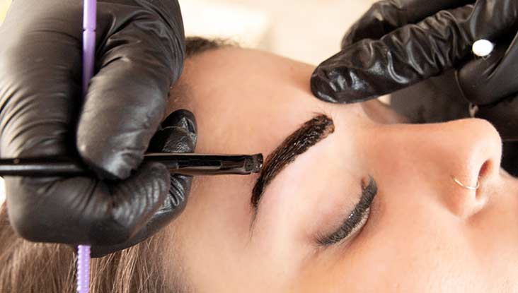 Curso de Brow Shaping