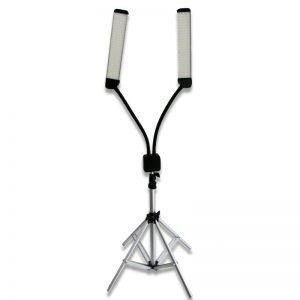 lampara extensiones de pestañas